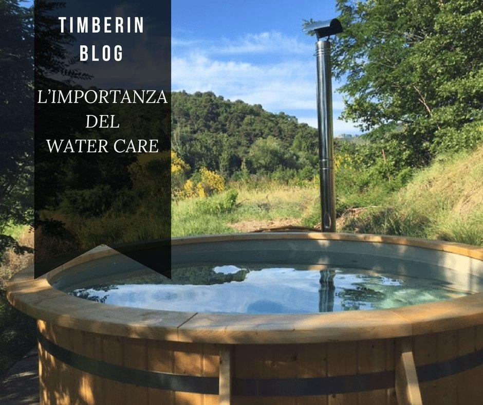 L'IMPORTANZA DEL WATER CARE