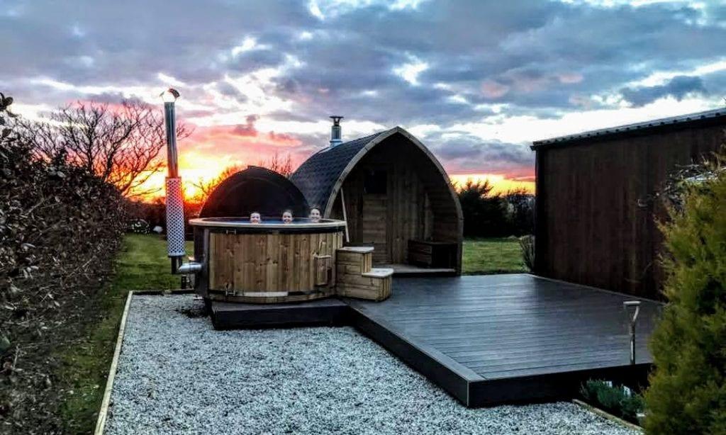 Vasche idromassaggio e saune all'aperto - blog - raccomandazioni