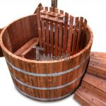 Hot tub in legno Basic Thermo