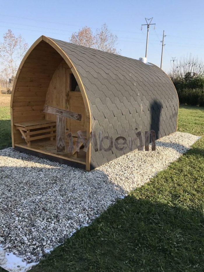 Sauna Giardino Igloo, Marco, Lancenigo TV, Italy (2)