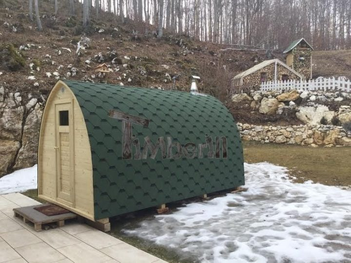 Sauna Giardino Igloo Abete Siberiano, Mauro, VERONA, Italia