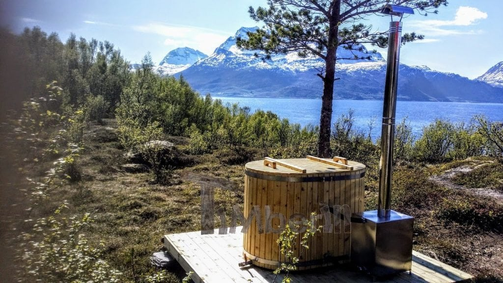 Hot Tub Per 2 Persone TimberIN