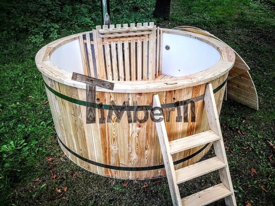 Vasca Da Terrazzo : Hot tubs in legno vasca tinozza da esterno in giardino timbertemp