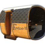 Sauna Esterna Con Finestra Panoramica, Offerta Speciale (1)