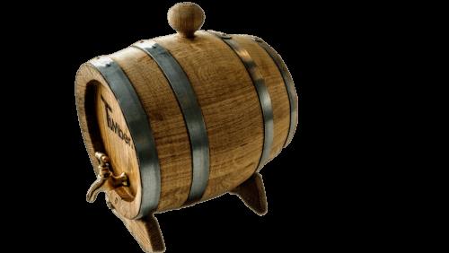 Una Botte Di Legno Per Vino, Whisky O Birra (1)